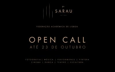 Regulamento do Open Call do Sarau Cultural 2020